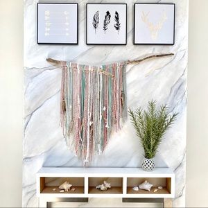 🤍OPEN for CUSTOM boho MACRAME to suit your home